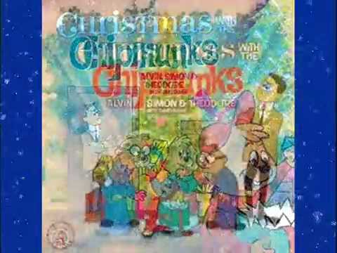 Alvin & The Chipmunks - Christmas Don't Be Late - YouTube