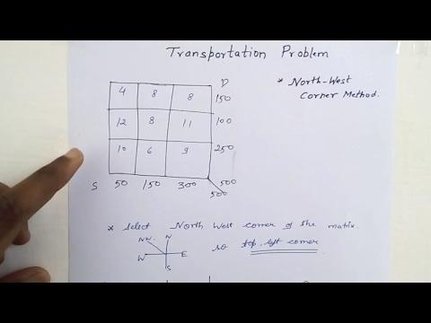 north-west-corner-method-transportation-problem-|-transportation-problem-north-west-corner-rule