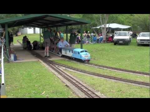 Mini Trains Nambour