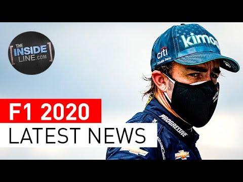 LATEST F1 NEWS: Fernando Alonso, Yuki Tsunoda, Mugello, Turkey and Kimi Raikkonen
