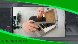 Welches Keyboard brauche ich für mein Homestudio? | MeinHomestudio.de | Home Studio einrichten