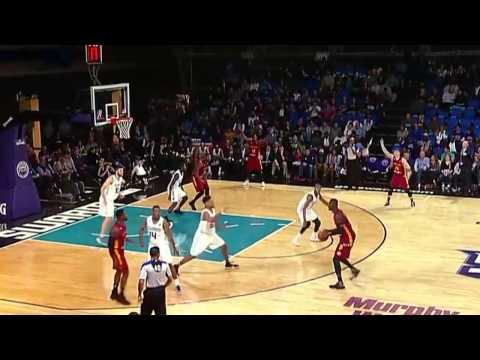 NBA D-League Gatorade Call-Up: Ben Bentil to the Dallas Mavericks