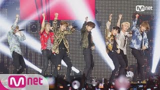 kcon 2016 france m countdown bts 방탄소년단 what am i to you intro dope 쩔어 m countdown 160614 e