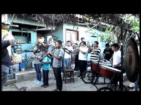 """Banda Musical """"Sangre de Cristo"""" de Nahuizalco"""