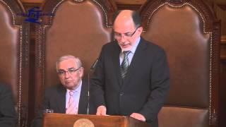 Ministro Juan Escobar Zepeda presta juramento como fiscal de la Corte Suprema
