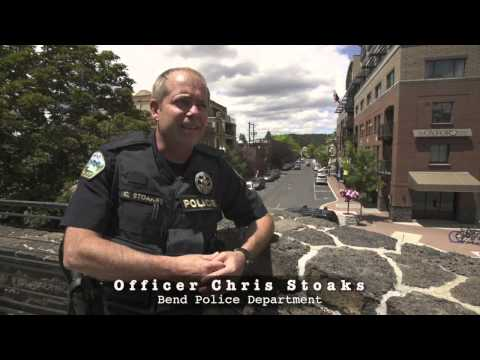 Bend Police and Community Policing - YouTube