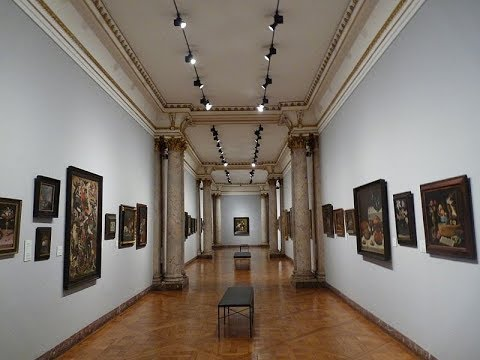 Places to see in ( Strasbourg - France ) Musee des Beaux Arts