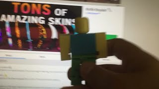 ROBLOX IN REAL LIFE: KINFE ROYALE