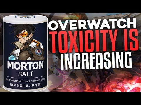 Overwatch Toxicity Is Increasing