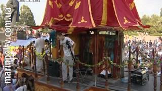 События недели 28.07.2013 (Ратха-ятра Мариуполь-2013)
