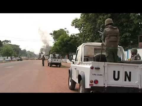Bangui/UNREST - Central Africa Republic