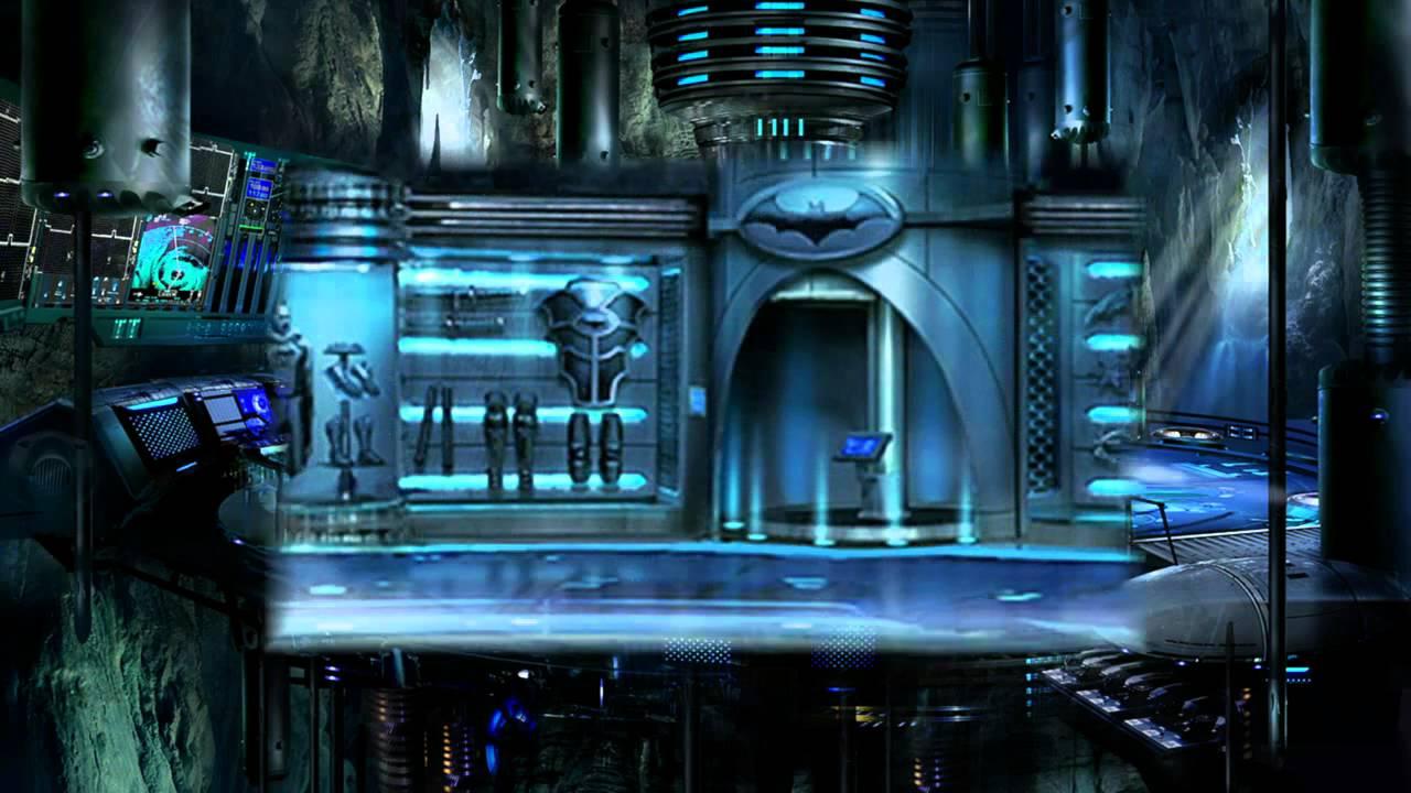 Batman Vs Superman Wallpaper 3d Mortal Kombat Vs Dc Universe Soundtrack Bat Cave Youtube
