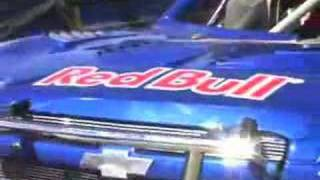 Robbie Gordon at the 2006 Baja 1000 starting line