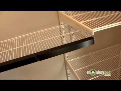 elfa closet system reviews organization completing installation sale video
