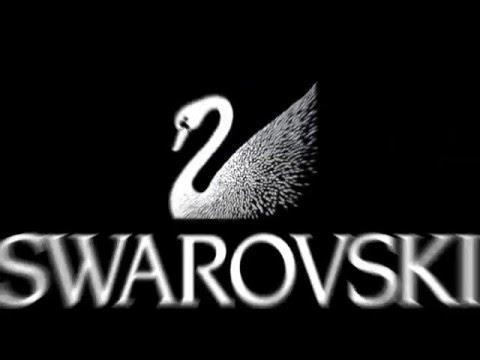 Составные серьги Swarovski