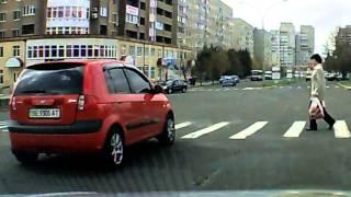 Южноукраинск. Пешеход вовремя заметил ТП
