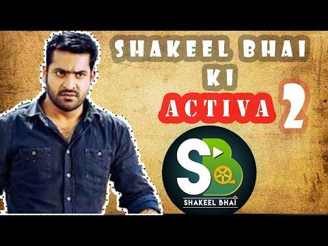 Shakeel Bhai ki Activa part 2 | Hyderabadi style