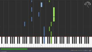 Yiruma - Kiss the Rain Piano Tutorial & Midi Download