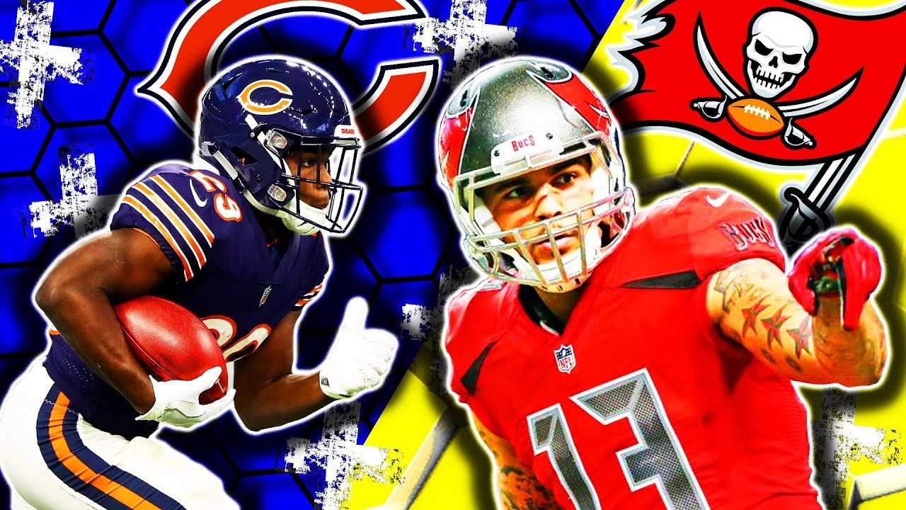 ef4a66d0 Condensed Game: CHI Bears @ TB Buccaneers 🁢 Week 2 🁢 No Music Just  Highlights