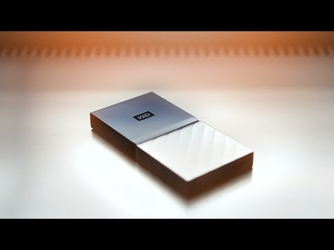 Finally A USB 3.1 Gen2 Drive! -- WD My Passport SSD