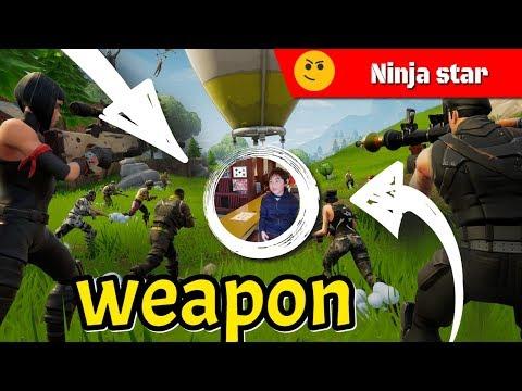 Ninja star weapon - top most deadly ninja weapons