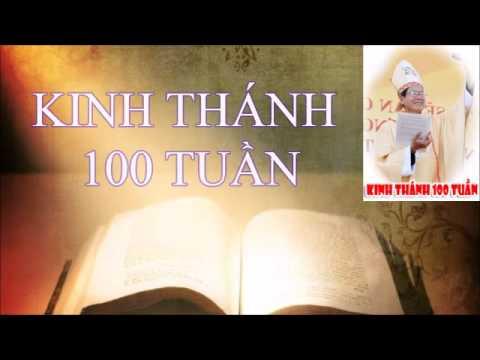 Kinh Thánh 100 tuần | Tuần 94 - Gm.Nguyễn Văn Khảm