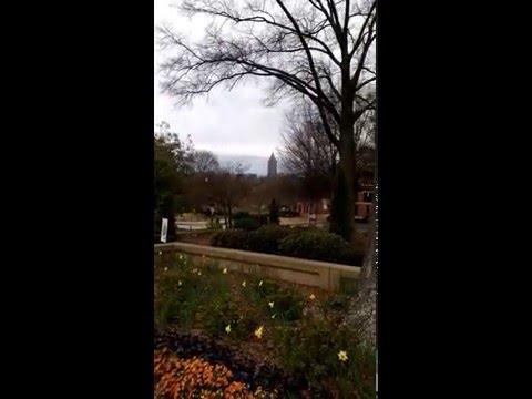 USA 2016 tour Matin Luther King Jr Memorial Atlanta