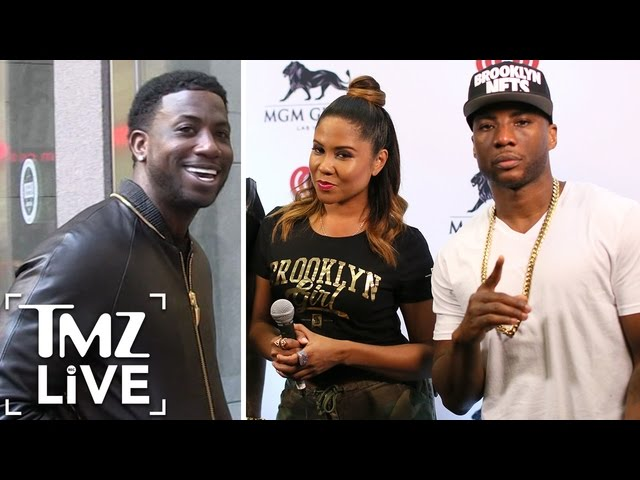 Angela Yee Speaks on Gucci Mane Saying She Tried To Smash & Texting Him Her Room Number
