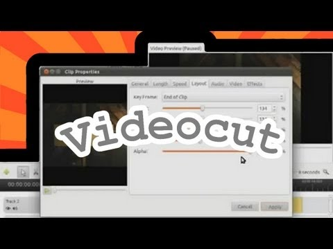 Adjusting Aspect Ratios Via Cropping In Openshot ▪ Free Video Editor Tutorial