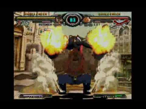 Guilty Gear XX Accent Core Combos All Characters