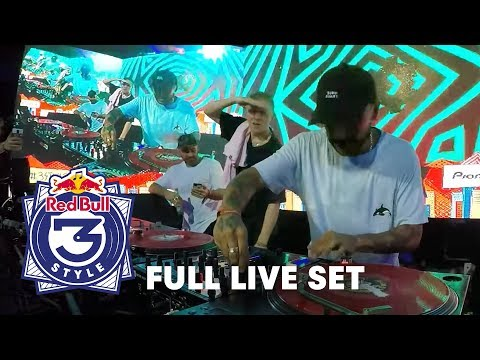 2¢ (Craze & Four Color Zack) Turn Up At 3Style - FULL LIVE SET