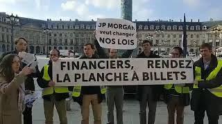 Chorale chez JPMorgan retour après 15 jours