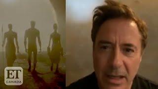 Robert Downey Jr. On 'Avengers: Endgame' Audience Reaction