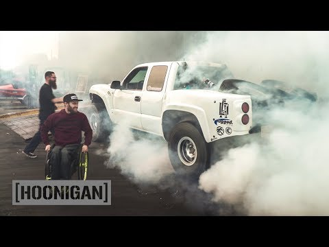 [HOONIGAN] DT 167: Prerunner Tire Fire #DIRTALLIANCE