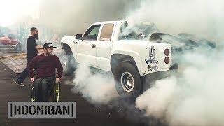 [HOONIGAN] DT 167: Prerunner Tire Fire #DIRTALLIANCE