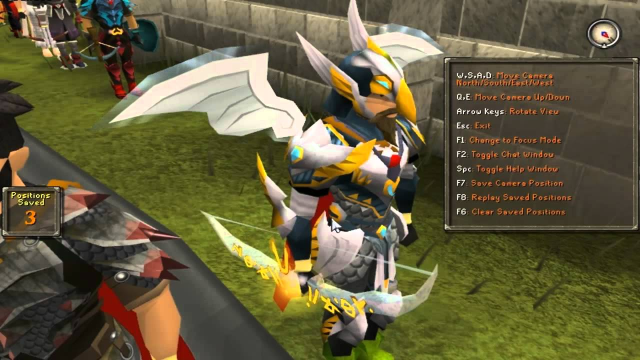 Runescape Armour Rework Update 2012 Bandos Torva Armadyl And More