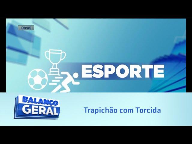Futebol: Trapichão com Torcida – Campeonato Brasileiro de Futebol Série B