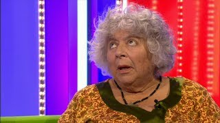 The QUEEN Conned by Miriam Margolyes interview 10/04/2019