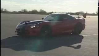 2008 Dodge Viper SRT10 ACR V8TV-Video