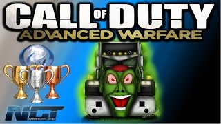 Call of Duty: ADVANCED WARFARE Trophy Achievement Guide▐ Maximum Overdrive (HD 1080p 60fps)