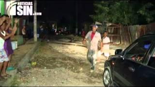 SIN en tu barrio: Protestan por falta de agua en Los Alcarrizos