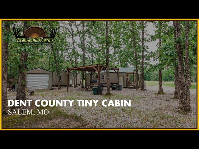 Dent County Tiny Cabin