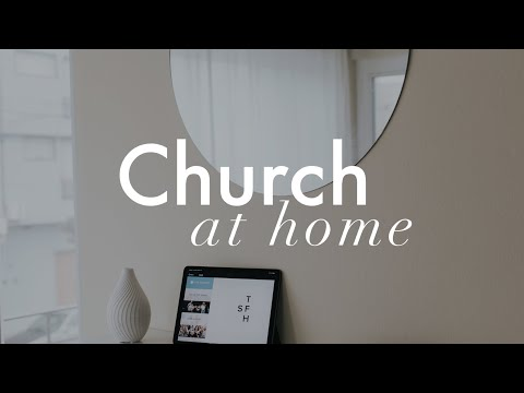 """Church At Home - """"How To Stand In The Storm"""" Week 3 - Tim Bittle"""