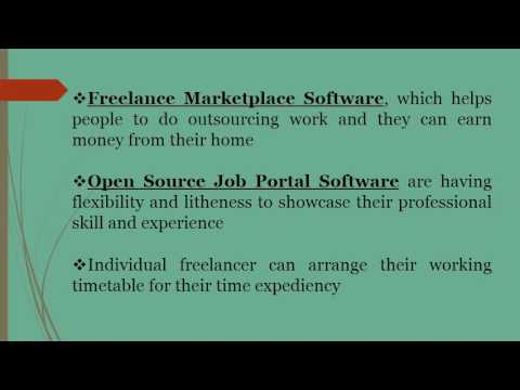 Freelance Marketplace Software | Open Source Job Portal Software
