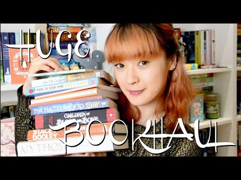 Huge Book Haul! | Plays, YA, Non-Fiction, LitFic and Classics
