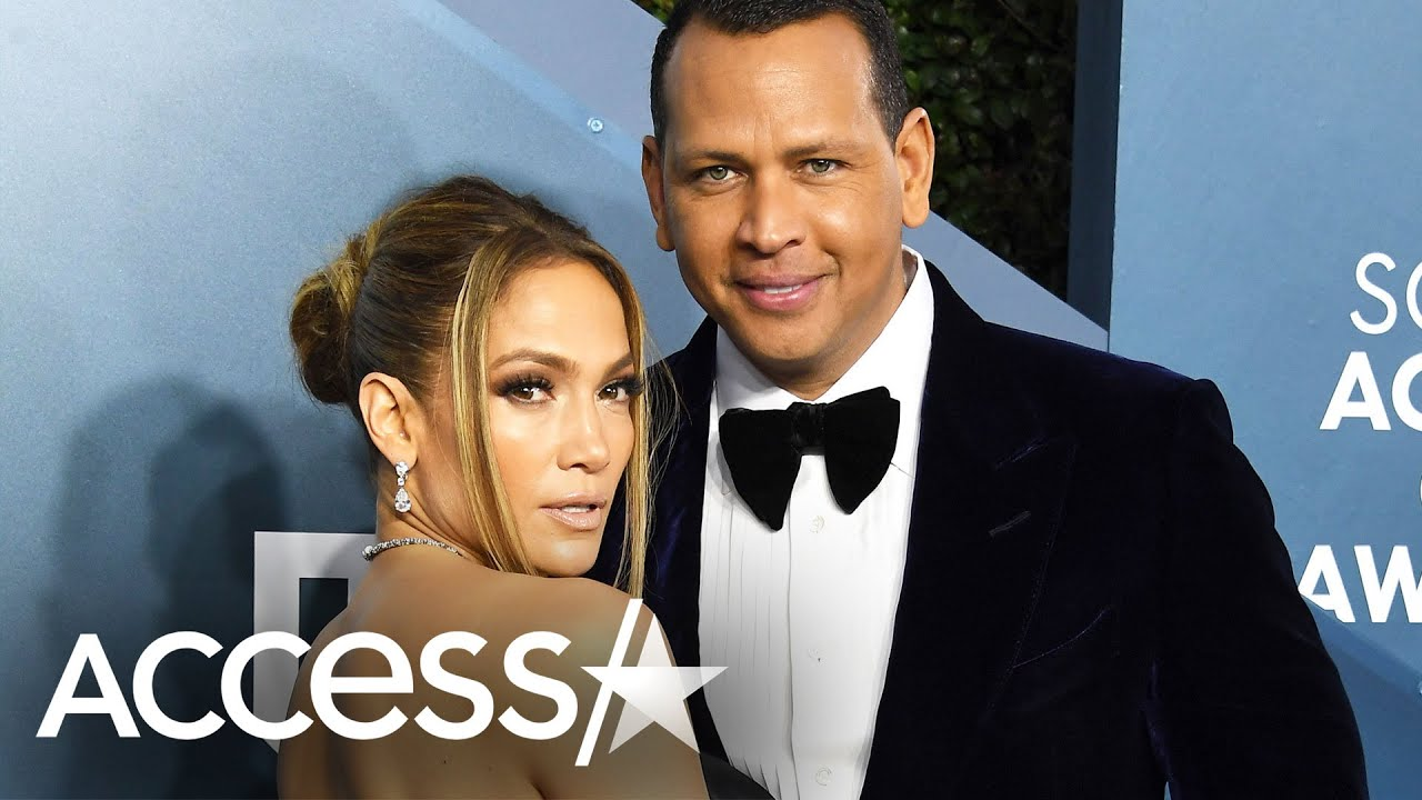 Jennifer Lopez & Alex Rodriguez Raising Money To Buy New York Mets (Report)