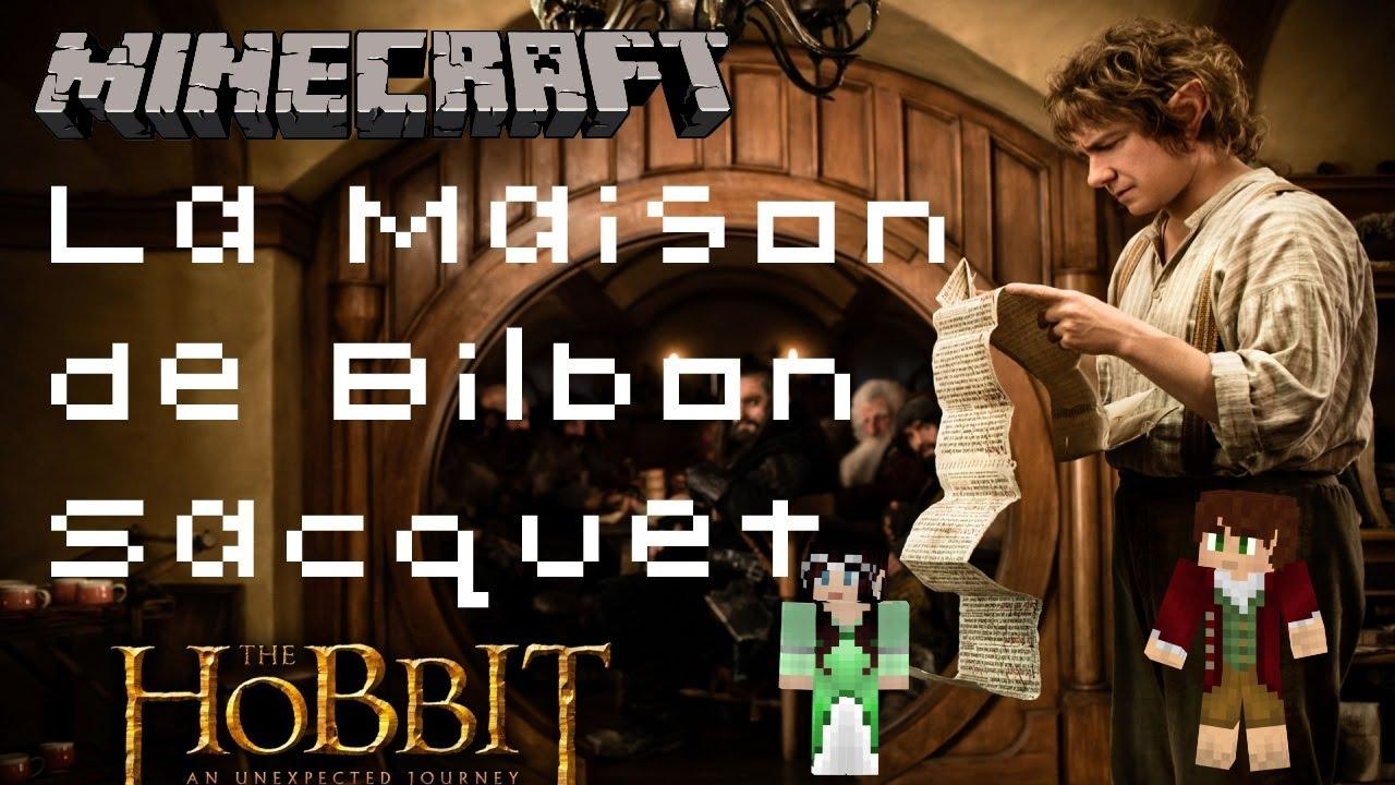 Episode n 1 la maison de bilbon et frodon saquet youtube for Maison de la literie epagny