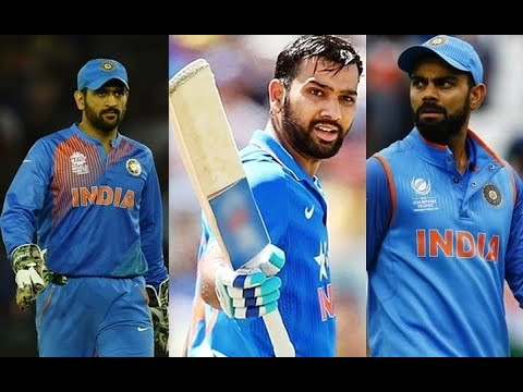 Dhoni v/s Virat v/s Rohit Sharma. Who is audience's favorite in World Cup 2019?