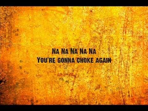 Bowling For Soup - Choke (w/lyrics)
