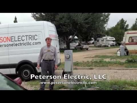 wiring a 50 amp rv hookup